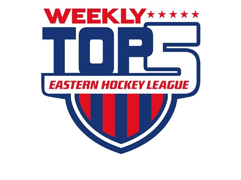 EHL's Weekly Top 5